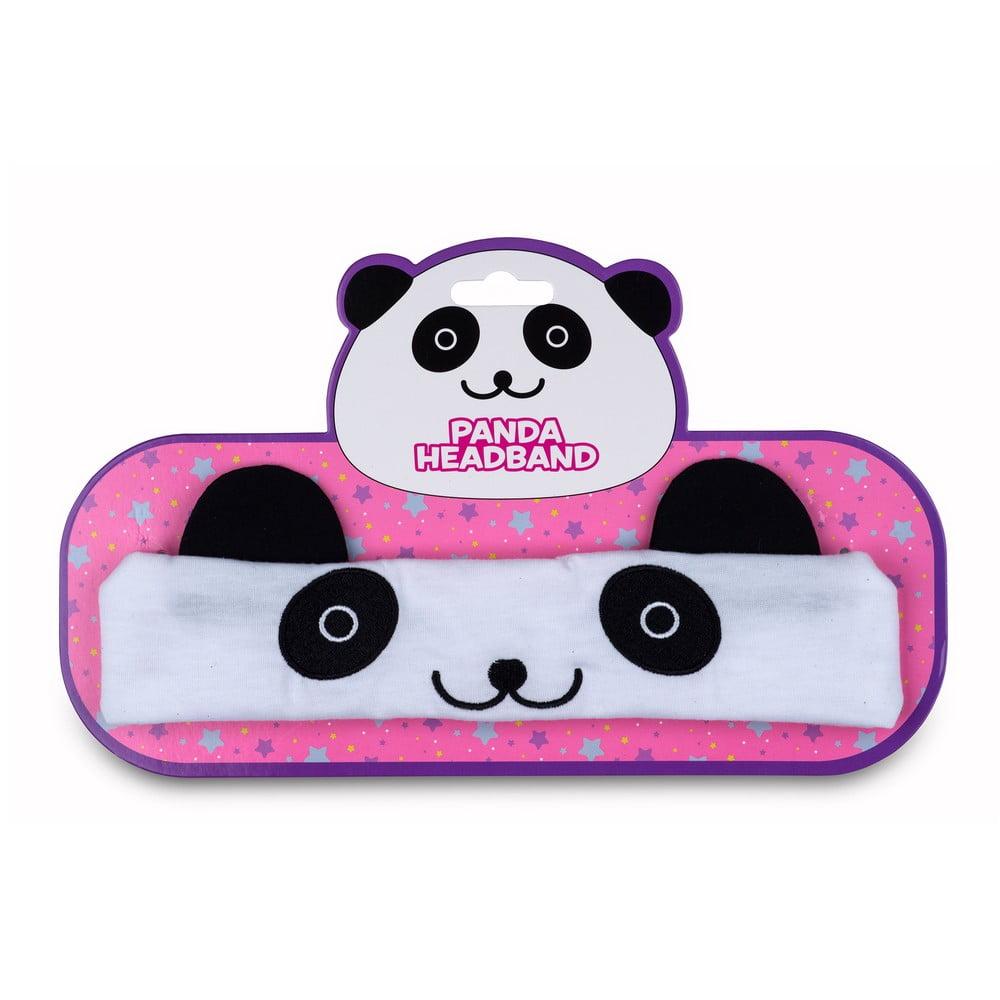 Čelenka na vlasy s motivem pandy Tri-CoastalDesign Panda
