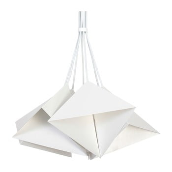 Lustră Evergreen Lights Suspension Lamp Set, alb