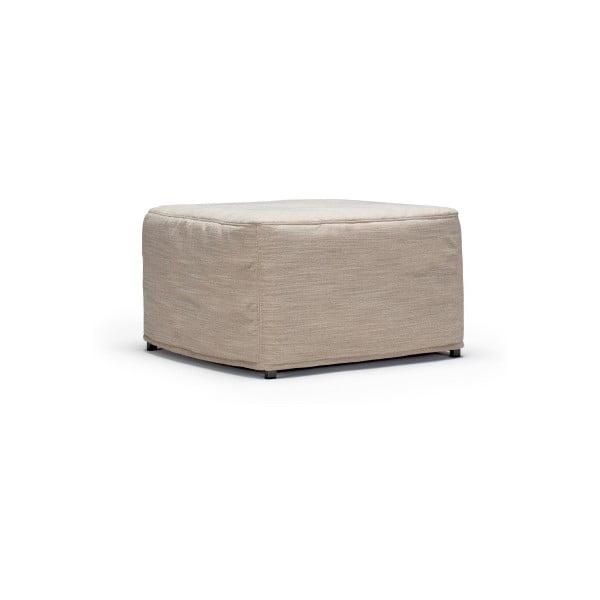 Thyra Linen Sad Grey szürke puff / egyszemélyes ágy - Innovation