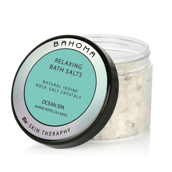 Sól do kąpieli o zapachu morza i jaśminu Bahoma London Ocean Spa, 550 g