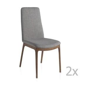 Sada 2 židlí Ángel Cerdá Mabel