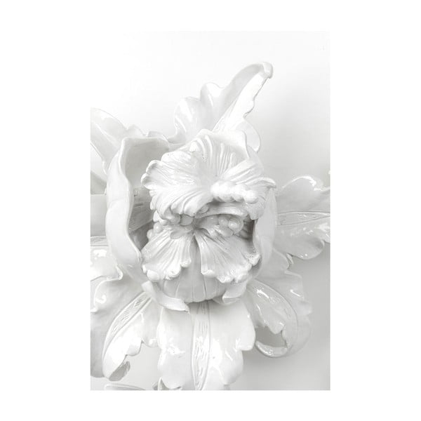 Decorațiune de perete Kare Design Parrot, alb
