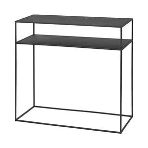 Černý konzolový stolek Blomus Fera