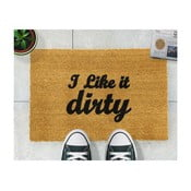Rohožka Artsy Doormats I Like It Dirty, 40  x  60 cm