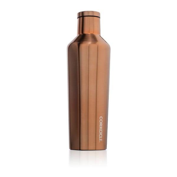 Bronzová termolahev Corkcicle Canteen, 470 ml