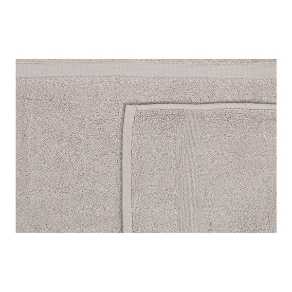 Béžová koupelnová předložka Betty,50x75cm