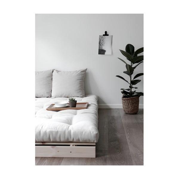 Variabilní pohovka Karup Roots White/Beige
