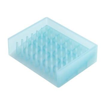 Suport pentru săpun YAMAZAKI Float, albastru imagine