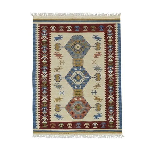 Ručně tkaný koberec Bakero Kilim Classic AK05 Mix, 75x125cm
