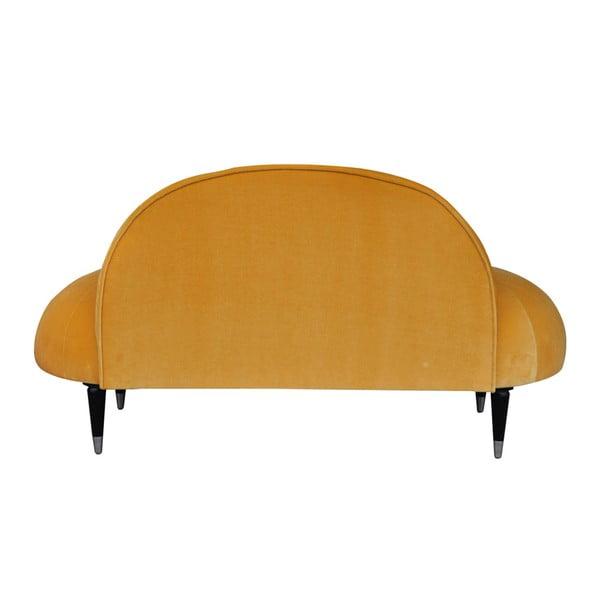 Pohovka Beetle, žlutá