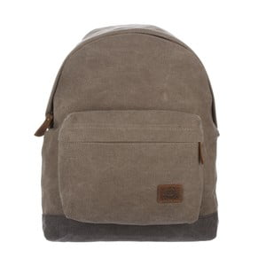 Batoh Paddington Brown Canvas Backpack