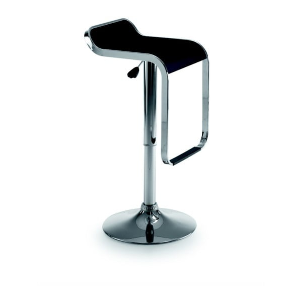 Barová židle Las Vegas, černá