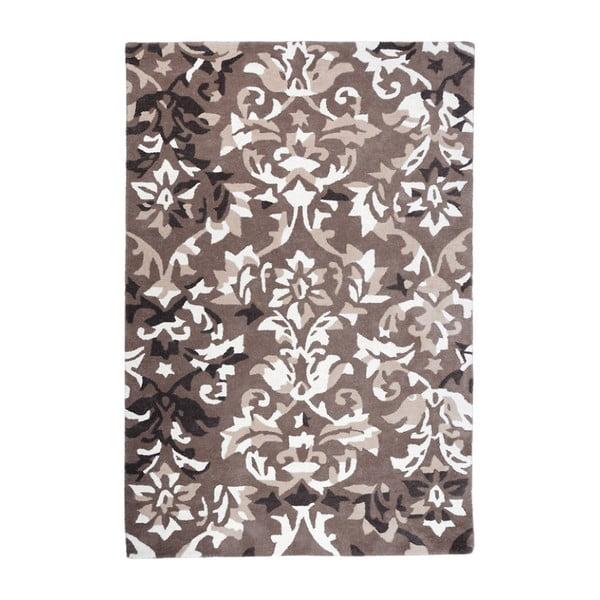 Vlněný koberec Overbrook Taupe, 160x230 cm