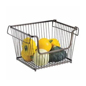 Vykrojený košík na zeleninu InterDesign York
