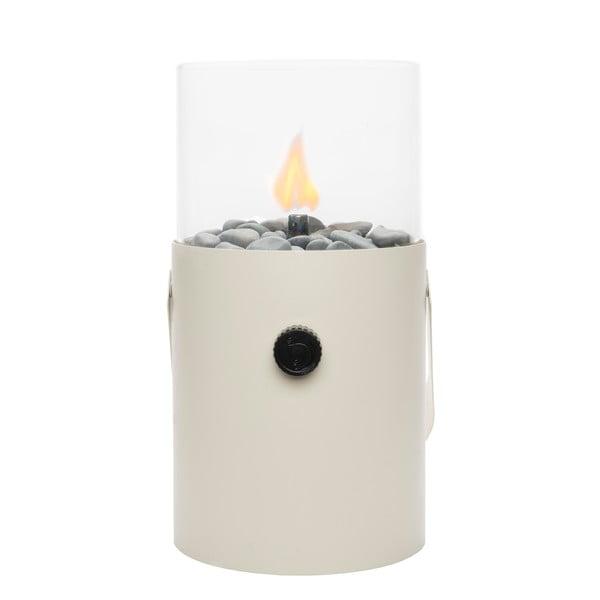 Lampă cu gaz Cosi Original, înălțime 30 cm, alb