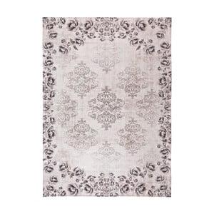 Šedý koberec Universal Alice, 60x110cm