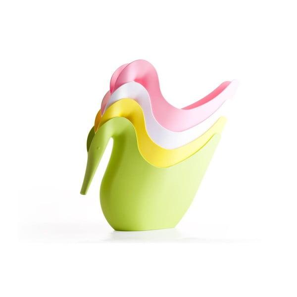 Konvička QUALY Swan, zelená