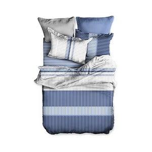 Lenjerie de pat din microfibră pentru pat de 1 persoană DecoKing Basic Toney, 135 x 200 cm