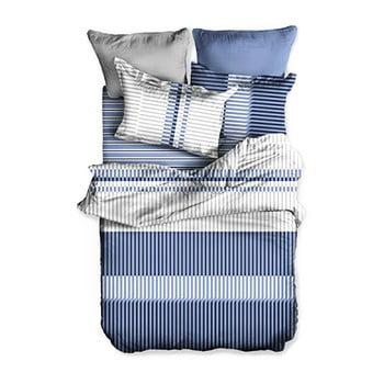 Lenjerie de pat din microfibră pentru pat dublu DecoKing Basic Toney, 200 x 220 cm de la DecoKing