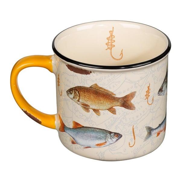 Keramický hrnek Fish