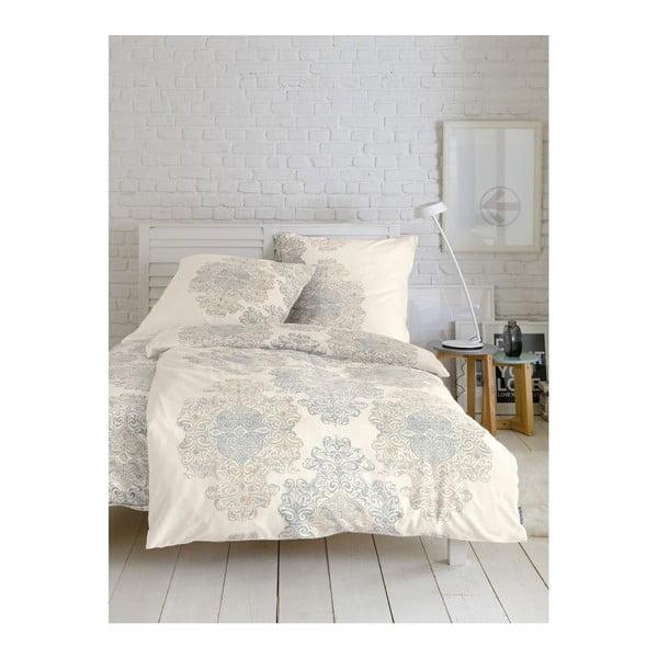 Povlečení Zeitgest Flannel Grey, 140x200 cm