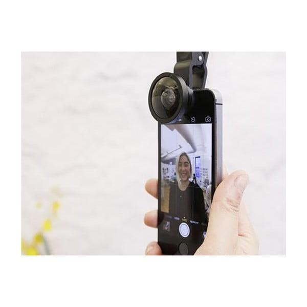 Širokoúhlý objektiv na selfie Kikkerland