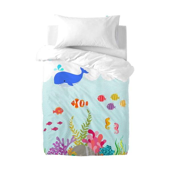 Povlečení Little W Under The Sea, 100 x 120 cm