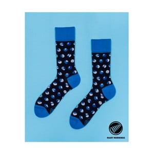 Ponožky Diagrams Blue, vel. 43/46