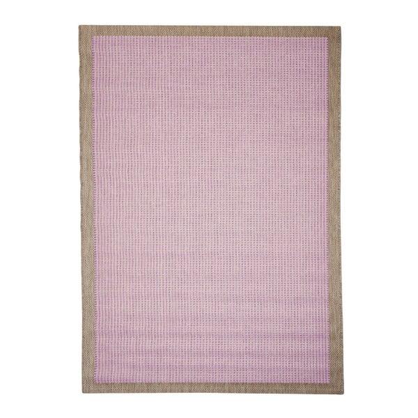 Fialový venkovní koberec Floorita Chrome, 200 x 290 cm