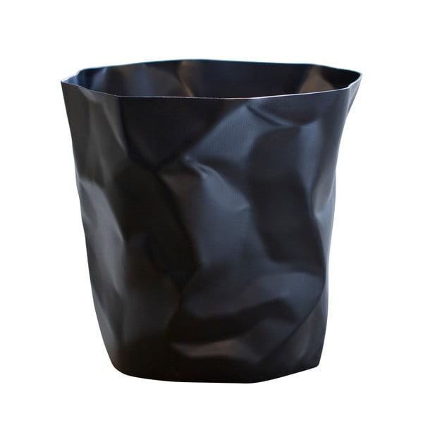 Čierny odpadkový kôš Essey Bin Bin