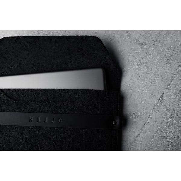 Obal Mujjo Envelope na iPad mini Black