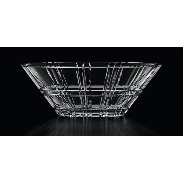 Mísa z křišťálového skla Nachtmann Square Bowl, ⌀ 27 cm