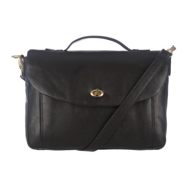 Kožená taška Agatha Raven