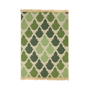 Zelený koberec Floorist Baklava Claret Green, 120x180cm