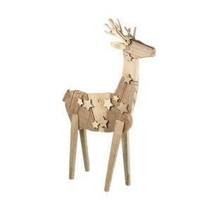Dekorativní soška Parlane Reindeer, 80 cm