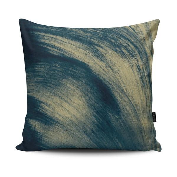 Polštář Blow Blue Green, 33x33 cm