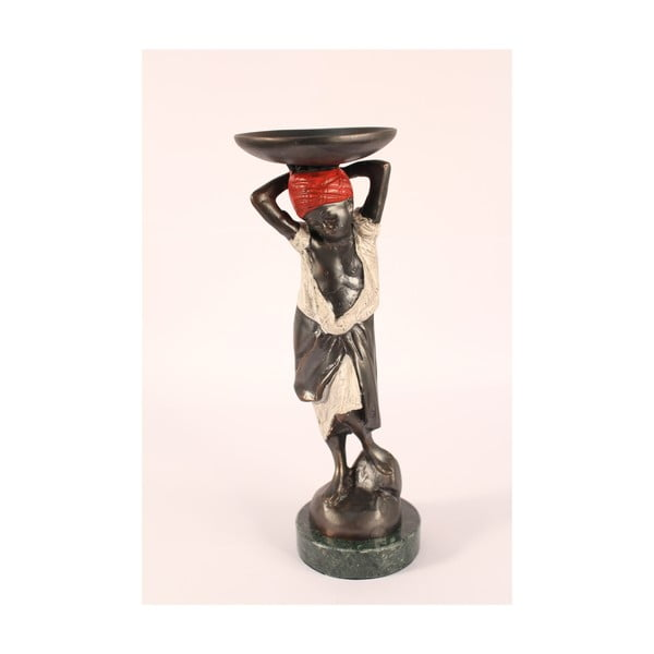 Bronzová soška Porteador