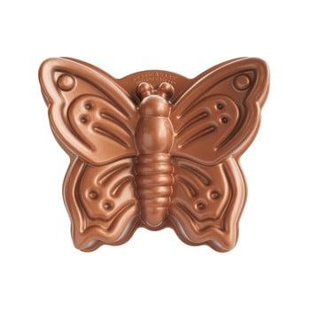 Formă pentru copt Nordic Ware Butterfly, 2,1 l, arămiu de la Nordic Ware