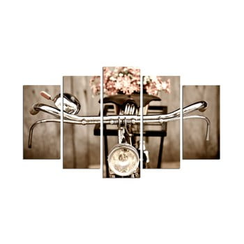 Tablou din mai multe piese Bicycle