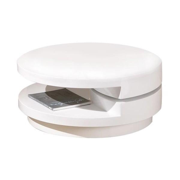 Bílý konferenční stolek 13Casa Blanco