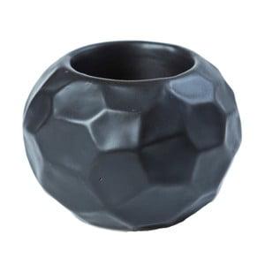 Černý keramický svícen Speedtsberg Sira