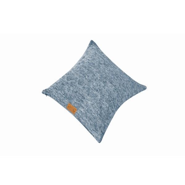 Modrý povlak na polštář Hawke&Thorn Parker