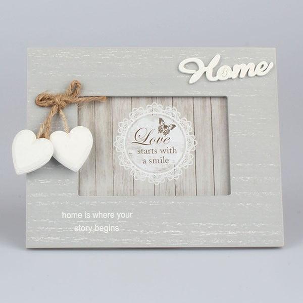 Fotorámeček Home Hearts, 16x20 cm