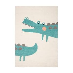 Dětský koberec s motivem krokodýla Zala Living, 170 x 120 cm