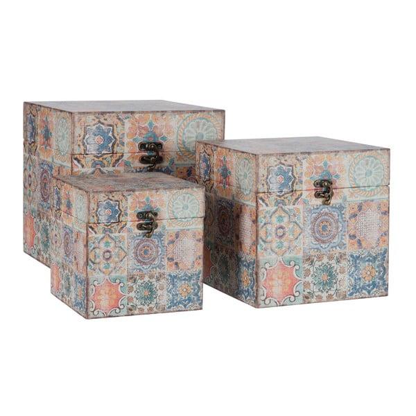 Sada 3 krabiček Orient