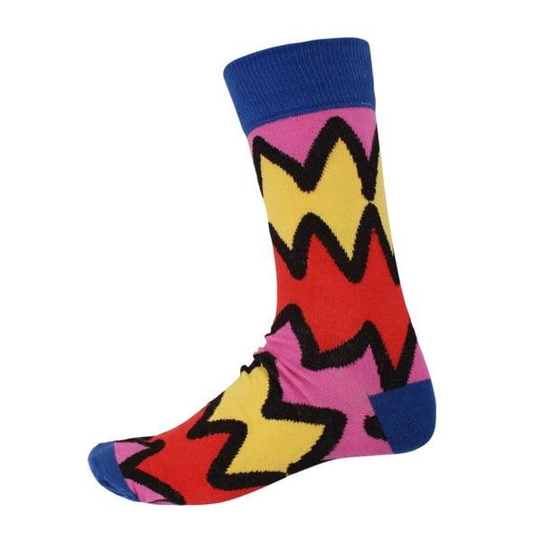 Ponožky Mix Blue, velikost 40-44