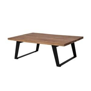 Konferenční stolek ze dřeva sheesham Canett Oshawa