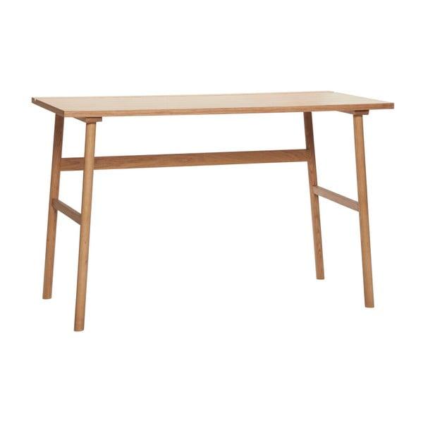 Birou din lemn Hübsch Desk, 120 x 77 cm