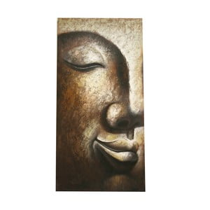 Olejová malba Visage, 90x180 cm