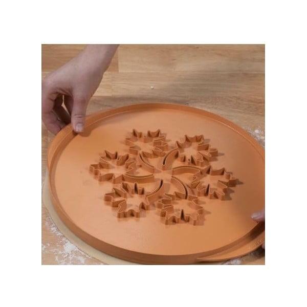 Fomă pentru prăjituri, frunze Nordic Ware